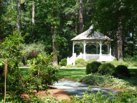 Gazebo Picture Of Cape Fear Botanical Garden Fayetteville Tripadvisor