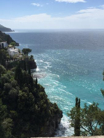 Sorrento top driver tours : Amalfi Coast