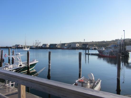 Menemsha Inn and Cottages: Menemsha Harbor