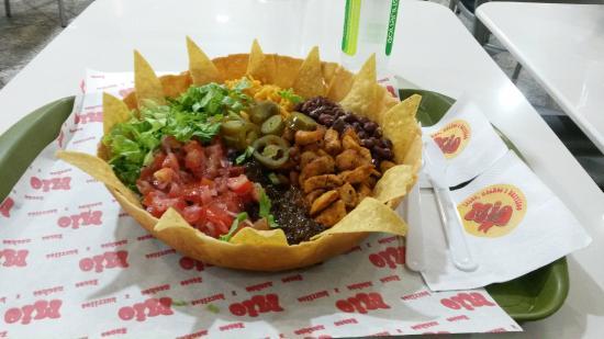 Mio Tacos Nachos