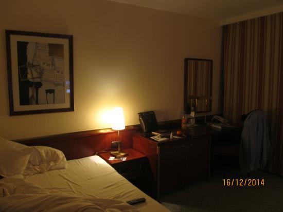BEST WESTERN Park Hotel Siegen: в номере.