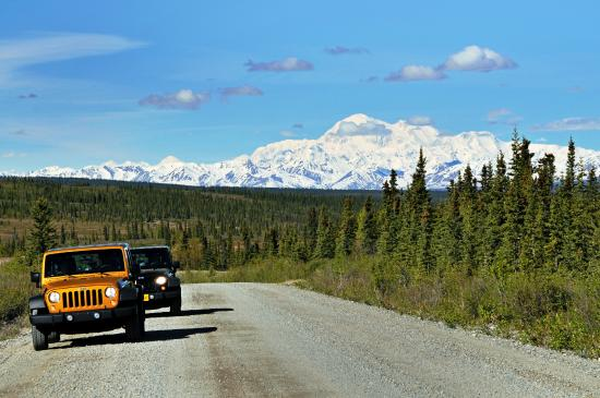 ‪Denali Jeep Excursions‬