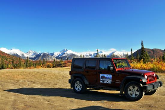 Denali Jeep Excursions: Drive a Jeep!