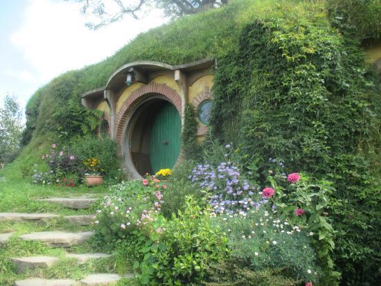 East Tamaki, Nouvelle-Zélande : Hobbiton