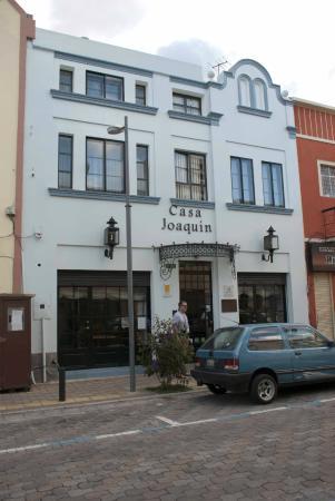 Casa Joaquin Boutique Hotel: Exterior