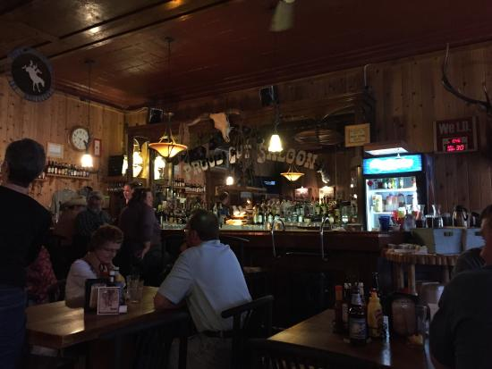 Proud Cut Saloon: Saloon bar