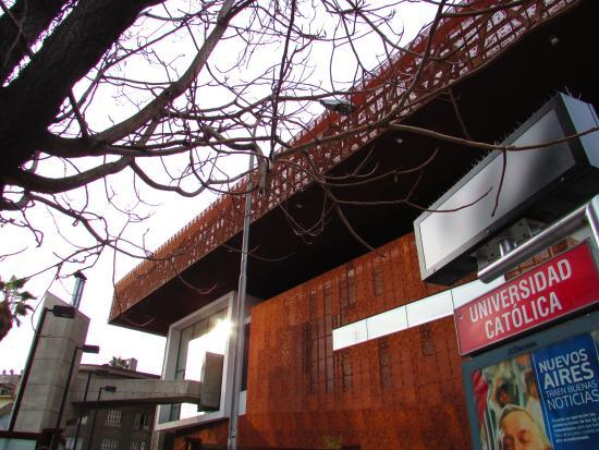 Teatro Universidad Catolica
