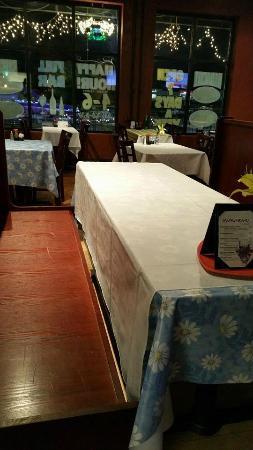 Anderson, Carolina Selatan: i love the table cloths