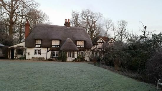 West Tytherley, UK: Beautiful Cottage