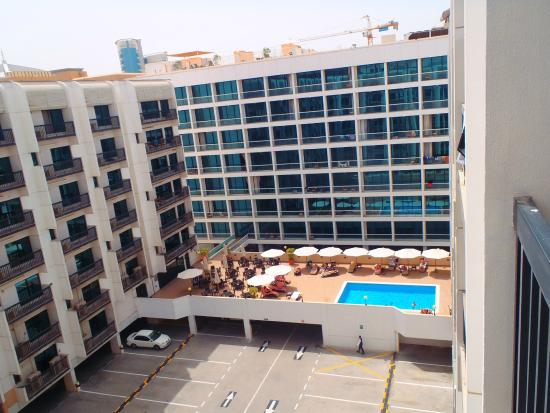 Golden Sands Hotel Apartments: hotel