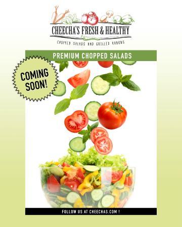 Cheecha's Fresh & Healthy