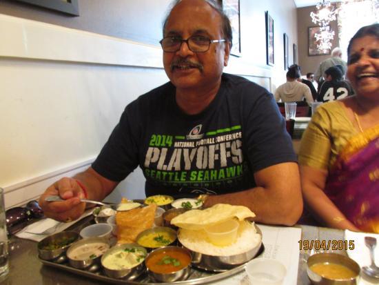 Aahaar an Indian Eatery : Great Vishu Feast