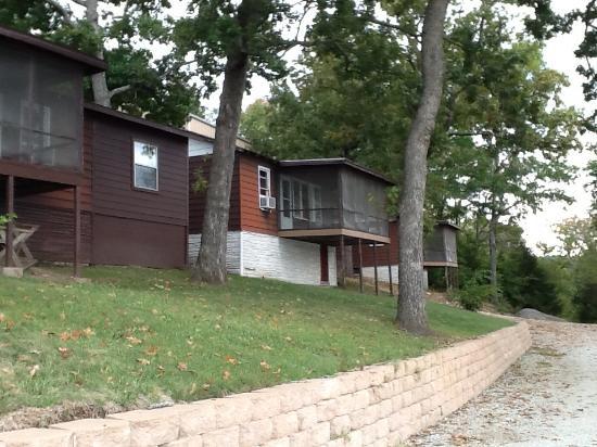 Gobbler's Mountain Resort: Porch