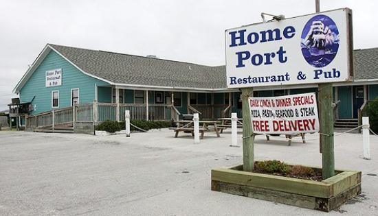 Topsail Beach Restaurants North Carolina