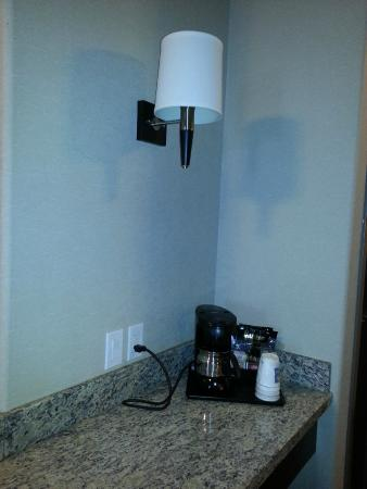 Comfort Inn & Suites Fort Saskatchewan: One Bedroom King Suite - In-Room Coffee
