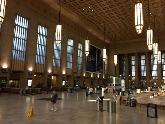 Outside Inside Spirit Of Transportation Picture Of 30th Street Station Philadelphia