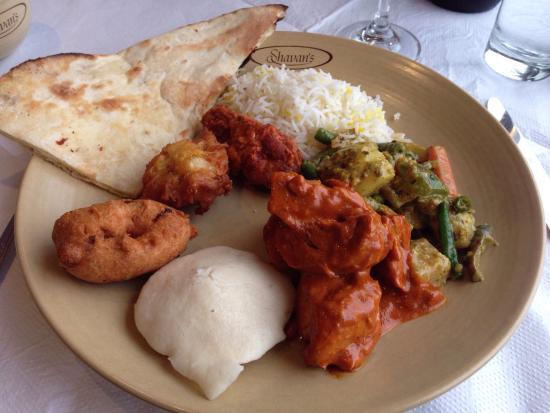 Shavan's Indian Restaurant: Smorgasbord