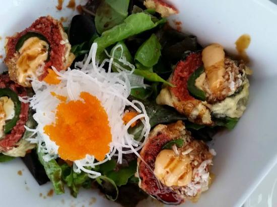 Sushi Mori: Mori Crispy Appetizer