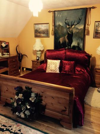 Burnbrae Bed and Breakfast: Beautiful double room