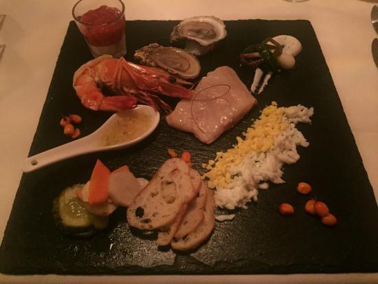 AG: Assortment of Fish