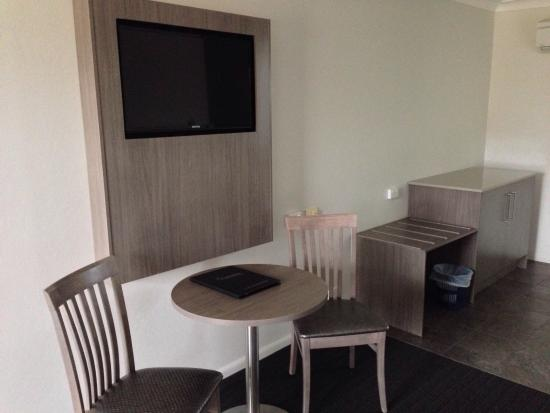 Ashby House Motor Inn : Excellent refurbished rooms at this very comfortable motel