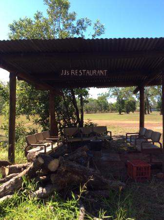 Northern Territory, Australien: Local cafe