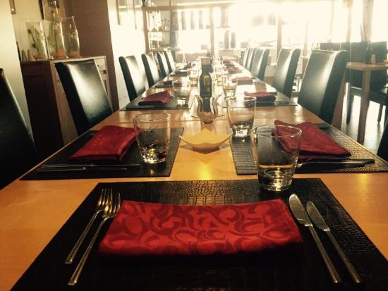 restaurant la fenice photo de restaurant la fenice la chaux de fonds tripadvisor. Black Bedroom Furniture Sets. Home Design Ideas