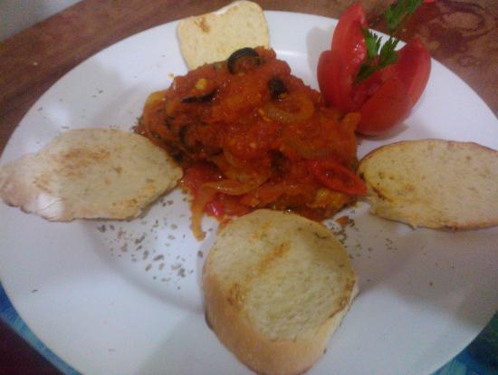 Biba Beach Cafe - Ristorante Italiano: Tonno alla Siciliana