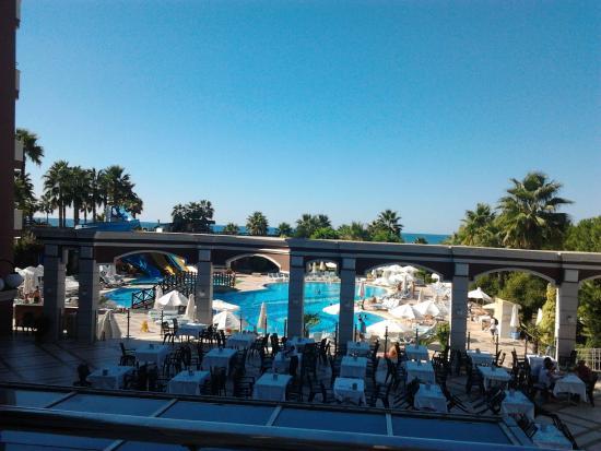 Holiday Garden Resort: nasz basen