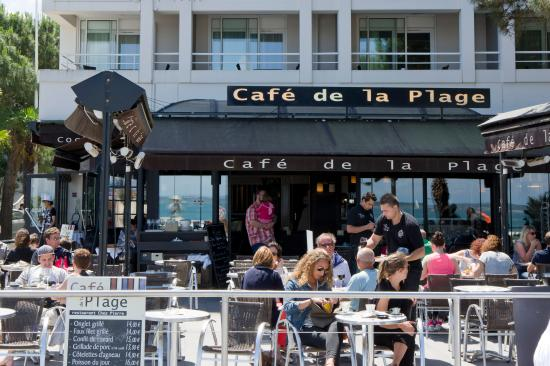 Restaurant Cafe de la Plage : 外観