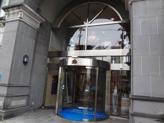 APA Hotel Tonami Ekimae : 外観
