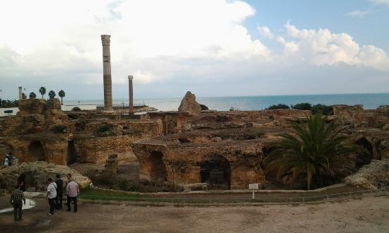 Terme di Antonino Pio - Foto di Antichi bagni romani, Cartagine - TripAdvisor