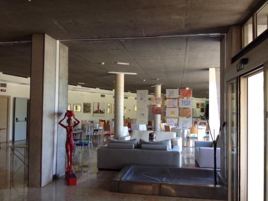 Contursi Terme, Italy: La hall