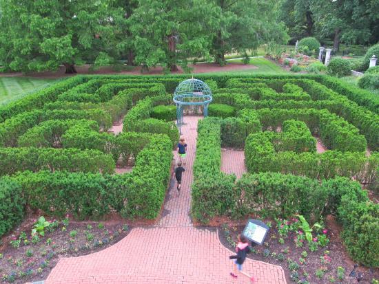 maze Picture of Missouri Botanical Garden Saint Louis TripAdvisor