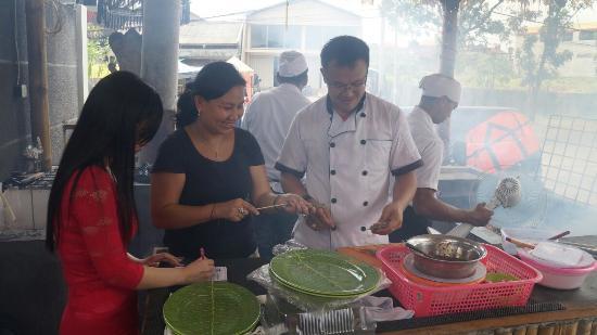 Dermaga Pasar Hidangan Laut