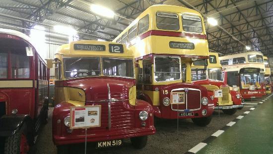 Jurby Transport Museum