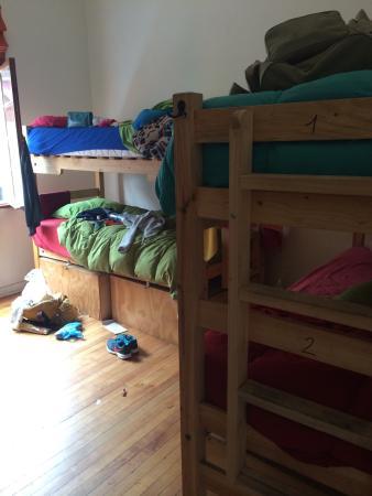 Hostal Po: 6bed dorm