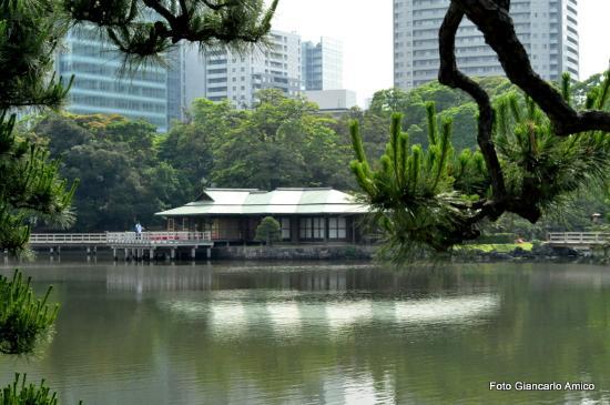 Hamarikyu Garden - Picture of Former Shiba Rikyu Gardens, Minato ...