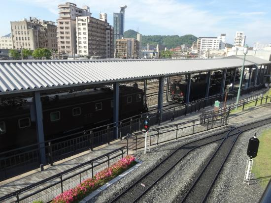 Old Kyushu Railroad Head Quarters