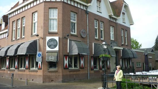 Gasterij het Oude Posthuys: outside view
