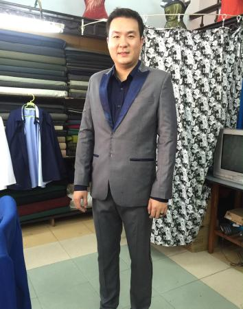 Tony The Tailor : The latest style