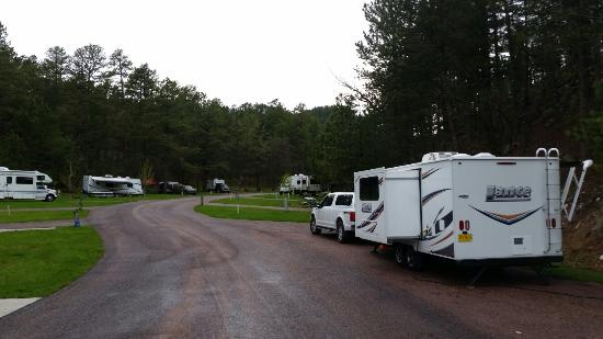 Custer State Park Campgrounds