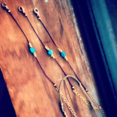 The Bead Shop: Bracelets made for gifts