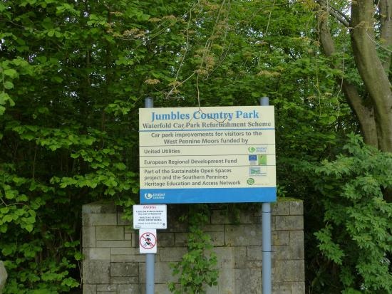 Bolton, UK: Jumbles Sign