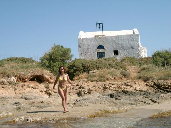 Малья, Греция: the island of Malia