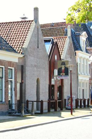 Workum, Belanda: Street View of the Museum