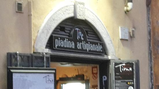 Piadina Time