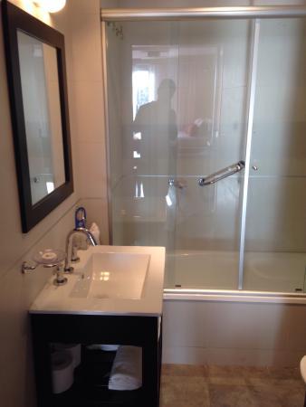 Cyan Recoleta Suites : Banheiro