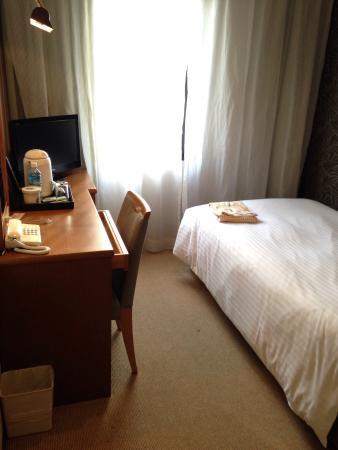 Hotel Eclair Hakata: 部屋