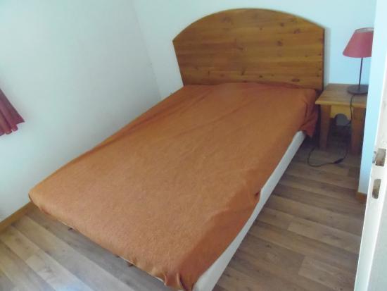 Residence Odalys Les Sources de Manon: Vue d'une chambre